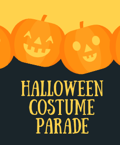 Halloween Costume Parade