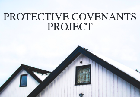 Protective Covenants