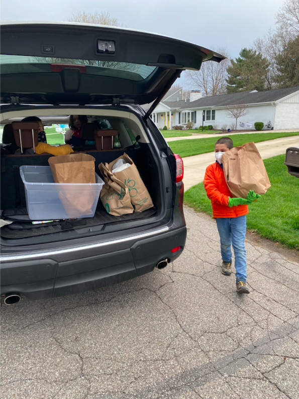 Winding Brook Neighborhood Food Drive